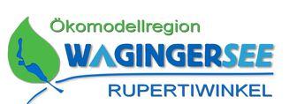 Das Logo der Öko-Modellregion Waginger See - Rupertwinkel.